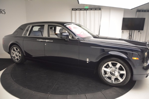 Used 2011 Rolls-Royce Phantom for sale Sold at Bugatti of Greenwich in Greenwich CT 06830 7