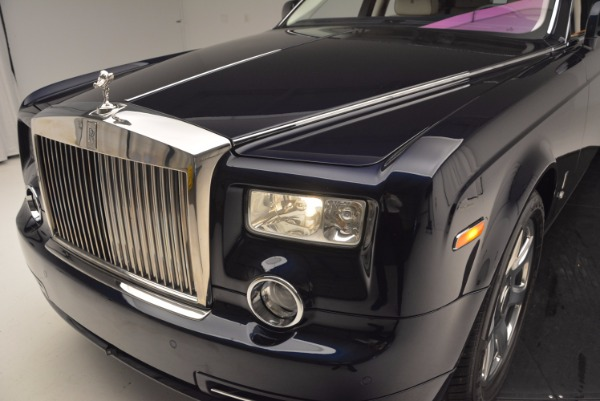 Used 2011 Rolls-Royce Phantom for sale Sold at Bugatti of Greenwich in Greenwich CT 06830 8