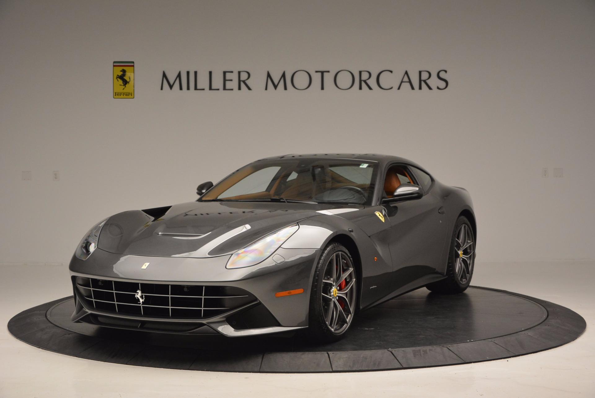 Used 2014 Ferrari F12 Berlinetta for sale Sold at Bugatti of Greenwich in Greenwich CT 06830 1