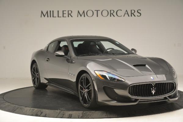 Used 2017 Maserati GranTurismo GT Sport Special Edition for sale Sold at Bugatti of Greenwich in Greenwich CT 06830 11