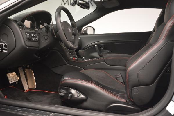 Used 2017 Maserati GranTurismo GT Sport Special Edition for sale Sold at Bugatti of Greenwich in Greenwich CT 06830 14