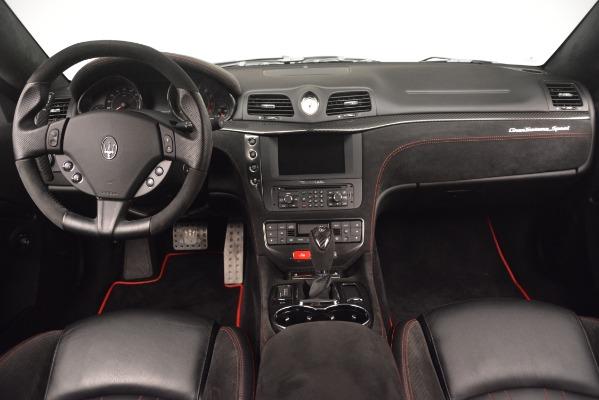 Used 2017 Maserati GranTurismo GT Sport Special Edition for sale Sold at Bugatti of Greenwich in Greenwich CT 06830 16
