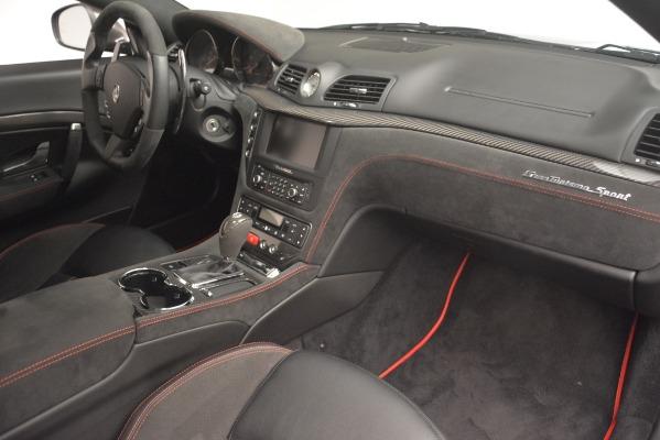 Used 2017 Maserati GranTurismo GT Sport Special Edition for sale Sold at Bugatti of Greenwich in Greenwich CT 06830 20