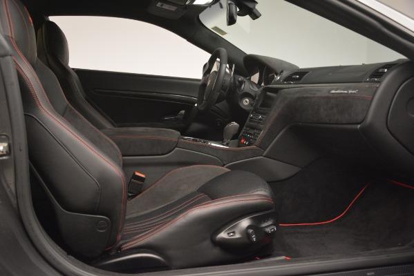 Used 2017 Maserati GranTurismo GT Sport Special Edition for sale Sold at Bugatti of Greenwich in Greenwich CT 06830 21