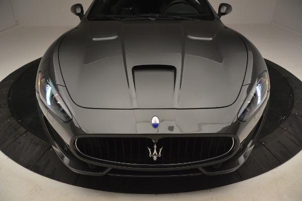 Used 2017 Maserati GranTurismo GT Sport Special Edition for sale Sold at Bugatti of Greenwich in Greenwich CT 06830 23