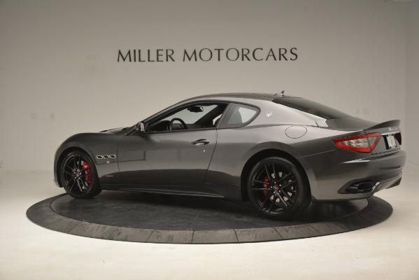 Used 2017 Maserati GranTurismo GT Sport Special Edition for sale Sold at Bugatti of Greenwich in Greenwich CT 06830 4