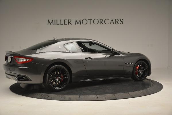 Used 2017 Maserati GranTurismo GT Sport Special Edition for sale Sold at Bugatti of Greenwich in Greenwich CT 06830 8