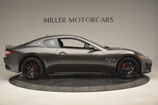 Used 2017 Maserati GranTurismo GT Sport Special Edition for sale Sold at Bugatti of Greenwich in Greenwich CT 06830 9