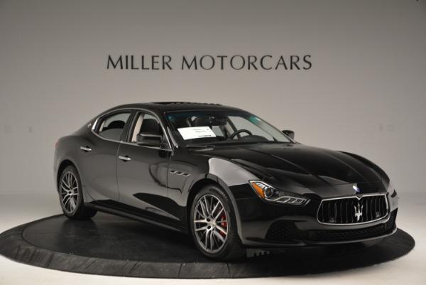 Used 2016 Maserati Ghibli S Q4  EX-LOANER for sale Sold at Bugatti of Greenwich in Greenwich CT 06830 11