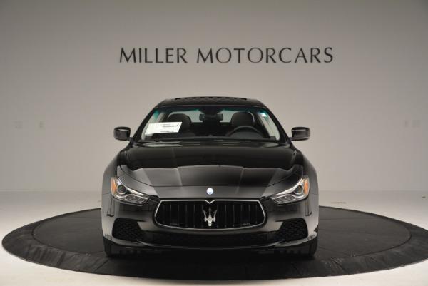 Used 2016 Maserati Ghibli S Q4  EX-LOANER for sale Sold at Bugatti of Greenwich in Greenwich CT 06830 12