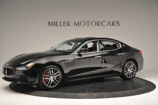 Used 2016 Maserati Ghibli S Q4  EX-LOANER for sale Sold at Bugatti of Greenwich in Greenwich CT 06830 2