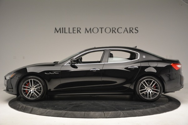 Used 2016 Maserati Ghibli S Q4  EX-LOANER for sale Sold at Bugatti of Greenwich in Greenwich CT 06830 3