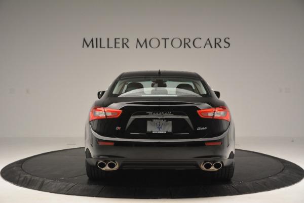 Used 2016 Maserati Ghibli S Q4  EX-LOANER for sale Sold at Bugatti of Greenwich in Greenwich CT 06830 6