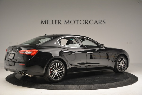 Used 2016 Maserati Ghibli S Q4  EX-LOANER for sale Sold at Bugatti of Greenwich in Greenwich CT 06830 8