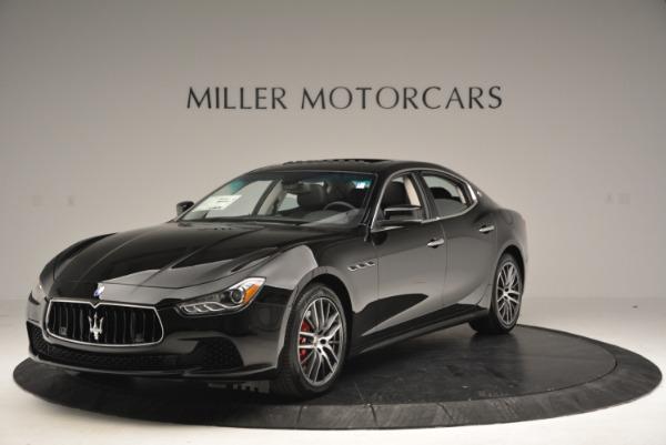 Used 2016 Maserati Ghibli S Q4  EX-LOANER for sale Sold at Bugatti of Greenwich in Greenwich CT 06830 1