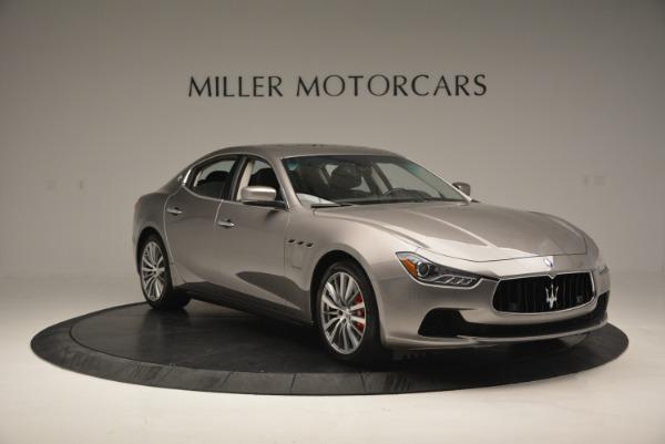 Used 2016 Maserati Ghibli S Q4  EX- LOANER for sale Sold at Bugatti of Greenwich in Greenwich CT 06830 11