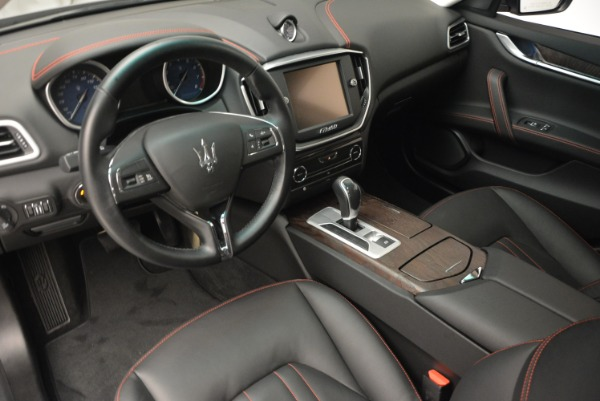 Used 2016 Maserati Ghibli S Q4  EX- LOANER for sale Sold at Bugatti of Greenwich in Greenwich CT 06830 13