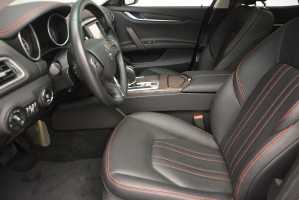 Used 2016 Maserati Ghibli S Q4  EX- LOANER for sale Sold at Bugatti of Greenwich in Greenwich CT 06830 14