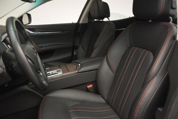 Used 2016 Maserati Ghibli S Q4  EX- LOANER for sale Sold at Bugatti of Greenwich in Greenwich CT 06830 15