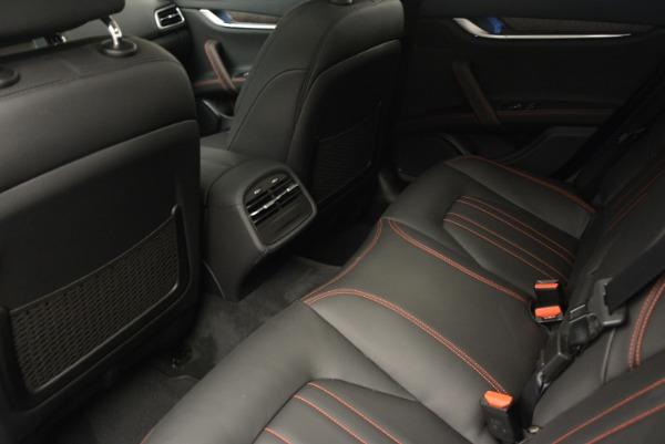 Used 2016 Maserati Ghibli S Q4  EX- LOANER for sale Sold at Bugatti of Greenwich in Greenwich CT 06830 16