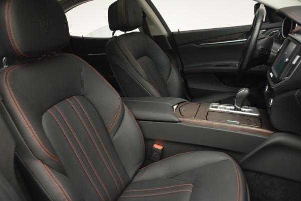 Used 2016 Maserati Ghibli S Q4  EX- LOANER for sale Sold at Bugatti of Greenwich in Greenwich CT 06830 21