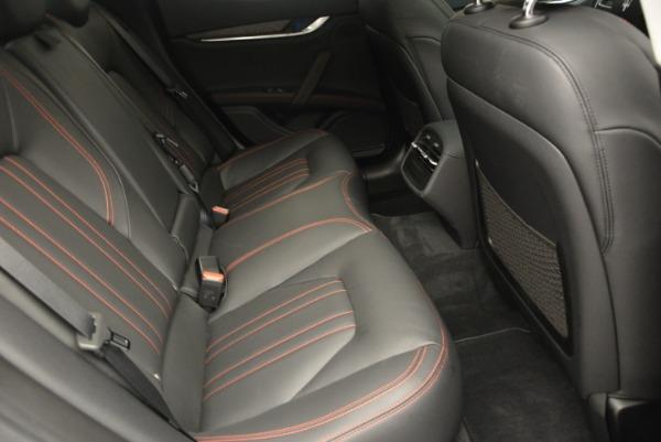 Used 2016 Maserati Ghibli S Q4  EX- LOANER for sale Sold at Bugatti of Greenwich in Greenwich CT 06830 23