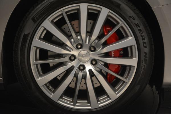 Used 2016 Maserati Ghibli S Q4  EX- LOANER for sale Sold at Bugatti of Greenwich in Greenwich CT 06830 27