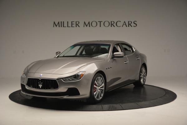 Used 2016 Maserati Ghibli S Q4  EX- LOANER for sale Sold at Bugatti of Greenwich in Greenwich CT 06830 1