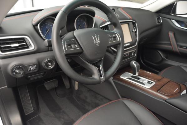 Used 2016 Maserati Ghibli S Q4  EX-LOANER for sale Sold at Bugatti of Greenwich in Greenwich CT 06830 13