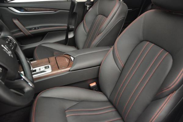 Used 2016 Maserati Ghibli S Q4  EX-LOANER for sale Sold at Bugatti of Greenwich in Greenwich CT 06830 15