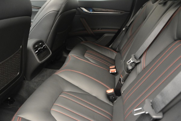 Used 2016 Maserati Ghibli S Q4  EX-LOANER for sale Sold at Bugatti of Greenwich in Greenwich CT 06830 17