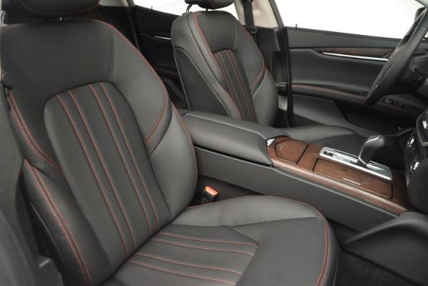 Used 2016 Maserati Ghibli S Q4  EX-LOANER for sale Sold at Bugatti of Greenwich in Greenwich CT 06830 21