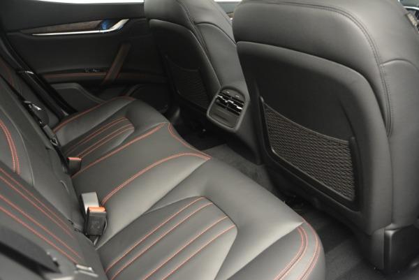 Used 2016 Maserati Ghibli S Q4  EX-LOANER for sale Sold at Bugatti of Greenwich in Greenwich CT 06830 22