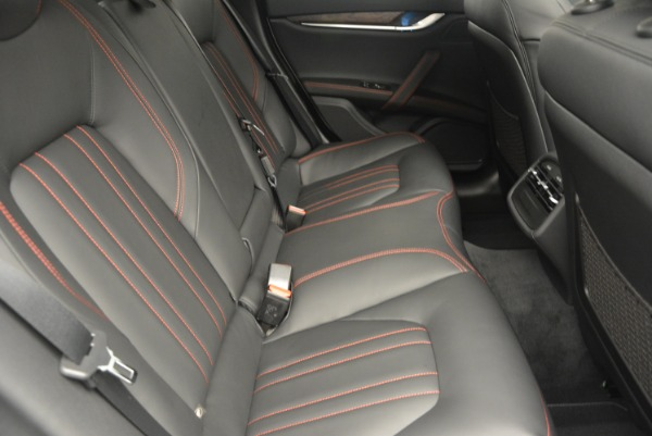 Used 2016 Maserati Ghibli S Q4  EX-LOANER for sale Sold at Bugatti of Greenwich in Greenwich CT 06830 23