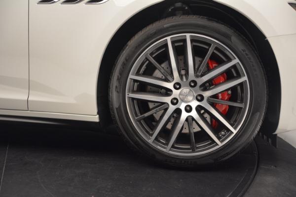 Used 2016 Maserati Ghibli S Q4  EX-LOANER for sale Sold at Bugatti of Greenwich in Greenwich CT 06830 25