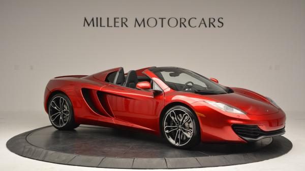 Used 2013 McLaren 12C Spider for sale Sold at Bugatti of Greenwich in Greenwich CT 06830 10