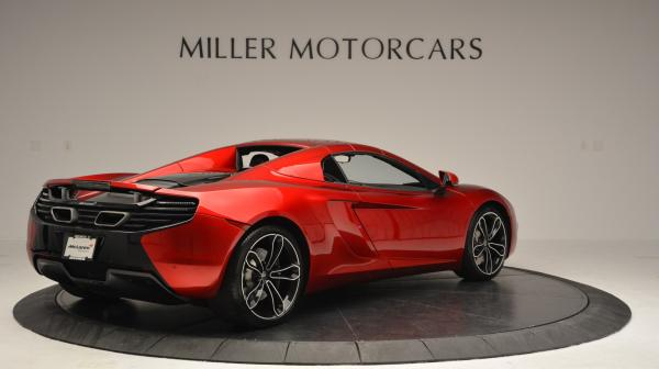 Used 2013 McLaren 12C Spider for sale Sold at Bugatti of Greenwich in Greenwich CT 06830 19