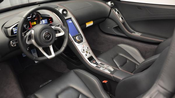 Used 2013 McLaren 12C Spider for sale Sold at Bugatti of Greenwich in Greenwich CT 06830 22