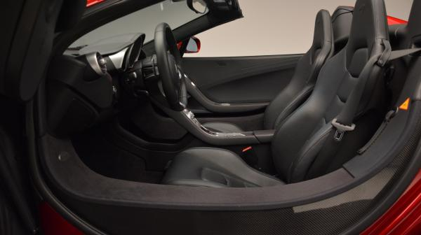 Used 2013 McLaren 12C Spider for sale Sold at Bugatti of Greenwich in Greenwich CT 06830 23
