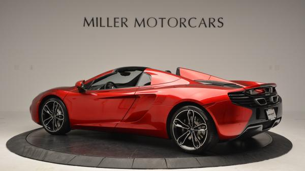 Used 2013 McLaren 12C Spider for sale Sold at Bugatti of Greenwich in Greenwich CT 06830 4