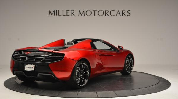 Used 2013 McLaren 12C Spider for sale Sold at Bugatti of Greenwich in Greenwich CT 06830 7