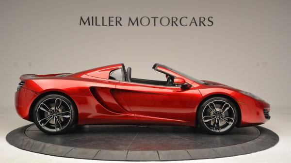 Used 2013 McLaren 12C Spider for sale Sold at Bugatti of Greenwich in Greenwich CT 06830 9