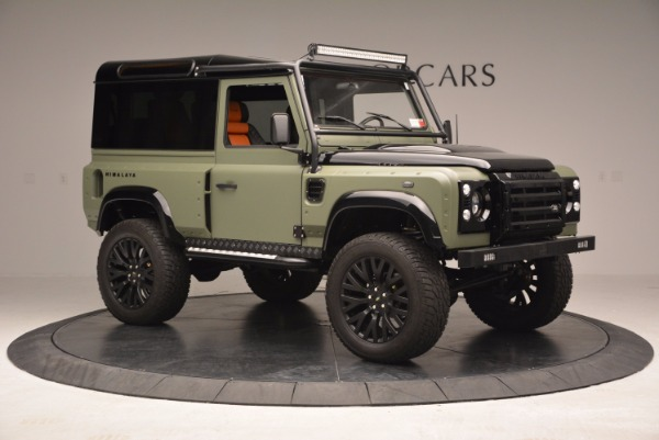 Used 1997 Land Rover Defender 90 for sale Sold at Bugatti of Greenwich in Greenwich CT 06830 10