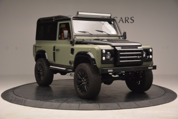 Used 1997 Land Rover Defender 90 for sale Sold at Bugatti of Greenwich in Greenwich CT 06830 11