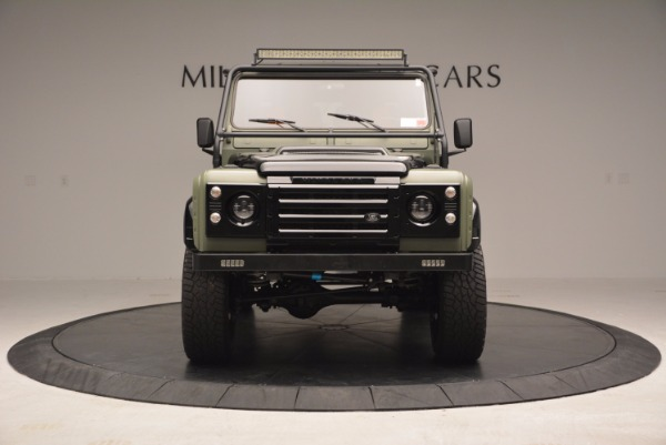 Used 1997 Land Rover Defender 90 for sale Sold at Bugatti of Greenwich in Greenwich CT 06830 12