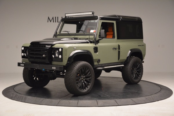 Used 1997 Land Rover Defender 90 for sale Sold at Bugatti of Greenwich in Greenwich CT 06830 2