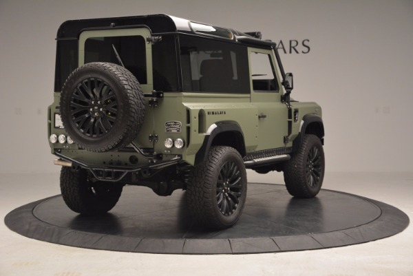 Used 1997 Land Rover Defender 90 for sale Sold at Bugatti of Greenwich in Greenwich CT 06830 7