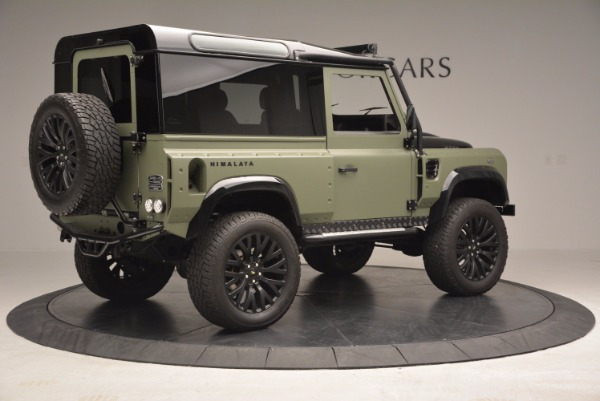 Used 1997 Land Rover Defender 90 for sale Sold at Bugatti of Greenwich in Greenwich CT 06830 8
