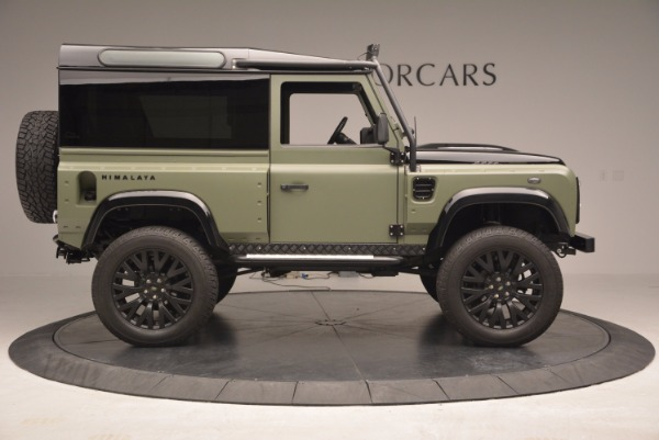 Used 1997 Land Rover Defender 90 for sale Sold at Bugatti of Greenwich in Greenwich CT 06830 9