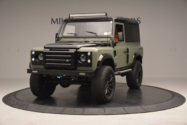 Used 1997 Land Rover Defender 90 for sale Sold at Bugatti of Greenwich in Greenwich CT 06830 1